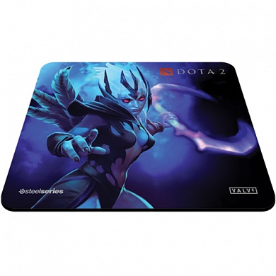 Игровой коврик Steelseries Qck+ Dota 2 Vengeful Spirit Edition