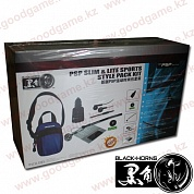 Black Horns PSP Slim & Lite Sports Style Pack Kit