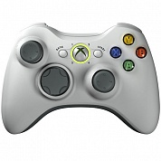 Геймпад Microsoft Xbox 360 Wireless Controller (White) для Windows/Xbox 360