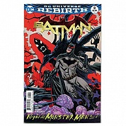 Комикс DC Batman: Night of the Monster Men Part 4