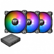 Охлаждение Thermaltake Riing Plus 12 RGB Radiator Fan TT Premium Edition 3 pack