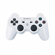 Геймпад DualShock 3 Wireless Controller (White)