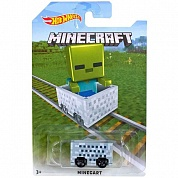 Игрушка Hot Wheels Minecraft Zombie Vehicle